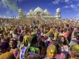 Indija, Holi – festival boja