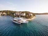 Otok Mljet, Pomena, hotel Odisej 3*
