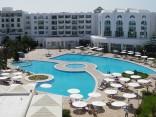 Tunis, hotel EM El Menzah 4*